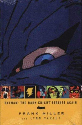 9781840234862: Batman: The Dark Knight Strikes Again