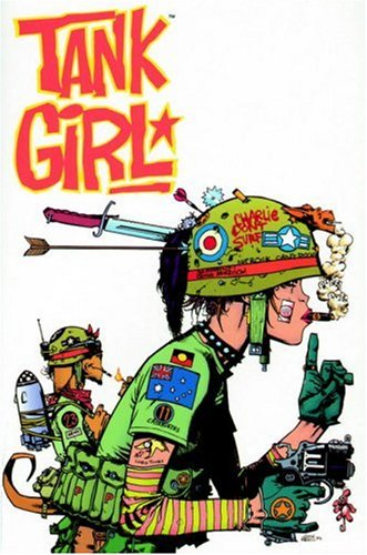 9781840234923: Tank Girl 2 (Tank Girl (Graphic Novels))