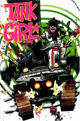 9781840234930: Tank Girl 3