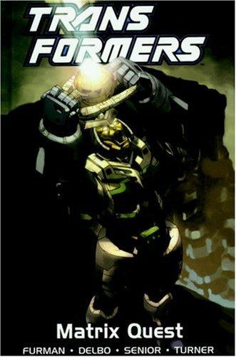 Transformers, Vol. 12: Matrix Quest: Furman, Simon, Jones,