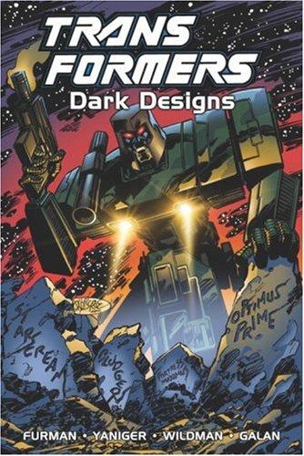 9781840235272: Transformers Dark Designs