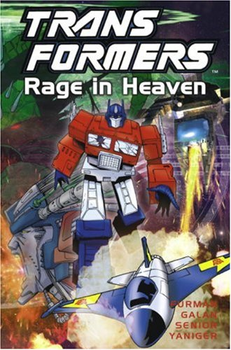 9781840235289: Transformers: Rage in Heaven (Transformers (Graphic Novels))