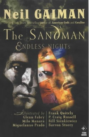 9781840235357: The Sandman: Endless Nights