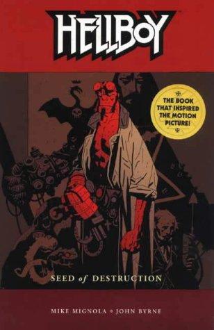 9781840235371: Hellboy Seed of Destruction