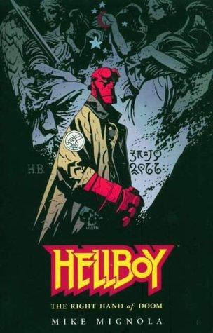 9781840235395: Mignola, M: Hellboy: Right Hand of Doom