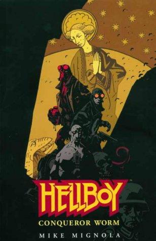 9781840235418: Hellboy: Conqueror Worm