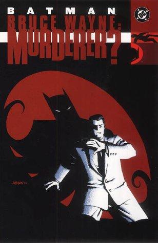 9781840235524: Batman: Bruce Wayne - Murderer?
