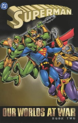 9781840235555: Superman: Our Worlds at War Vol.2