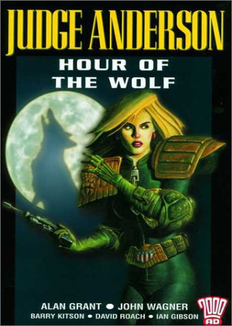 9781840235890: Judge Anderson: Hour of the Wolf (2000 AD Presents)