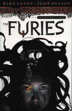 9781840236040: The Sandman Presents: The Furies