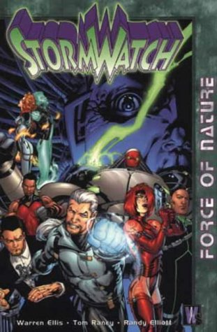 9781840236118: Stormwatch: Force of Nature
