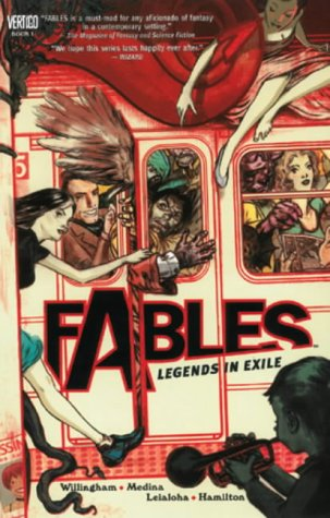 9781840236149: Fables: Legends in Exile (Vertigo)