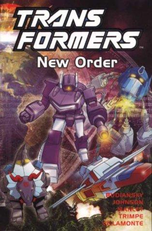 9781840236248: Transformers, Vol. 2: New Order