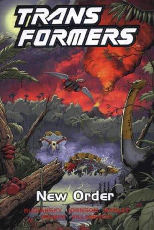 9781840236255: Transformers, Vol. 2: New Order