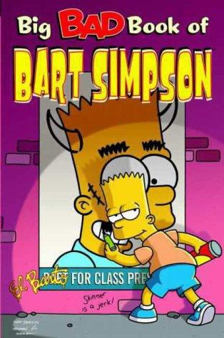 9781840236545: Simpsons Comics Present the Big Bad Book of Bart