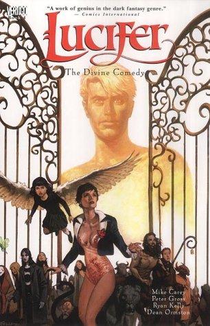 9781840236934: Lucifer: The Divine Comedy (Lucifer S.)