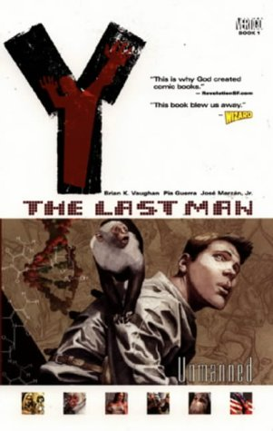9781840237085: Y: Y, the Last Man Unmanned
