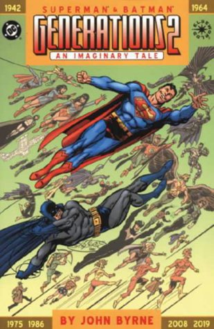 9781840237115: Superman And Batman: Generations 2