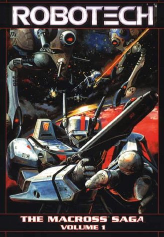 9781840237139: ROBOTECH: THE MACROSS SAGA VOL 1
