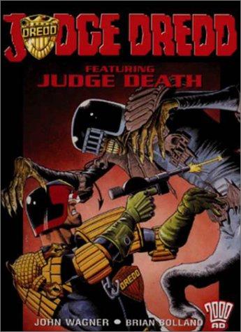 9781840237269: Judge Dredd: Featuring Judge Death