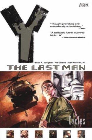 9781840237283: Y: Y Cycles: The Last Man