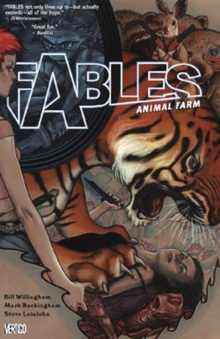 9781840237290: Fables: Animal Farm (Fables S.)