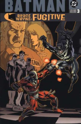 9781840237351: Batman: Bruce Wayne -Fugitive (Vol.3)