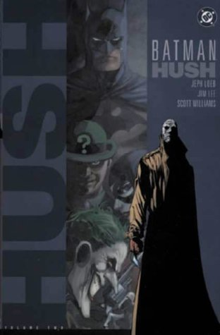 9781840237375 Batman Hush Vol 2 Abebooks Jeph Loeb Jim Lee