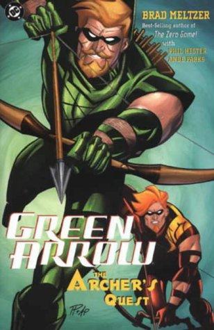 9781840237818: Green Arrow: Archer's Quest