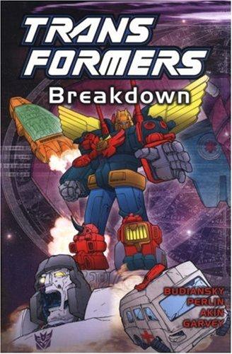9781840237917: Transformers, Vol. 5: Breakdown