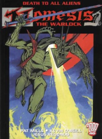 9781840237948: Nemesis the Warlock: Death to all Aliens (2000AD Presents)