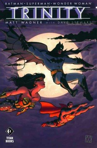 9781840238020: Batman/Superman/Wonder Woman: Trinity