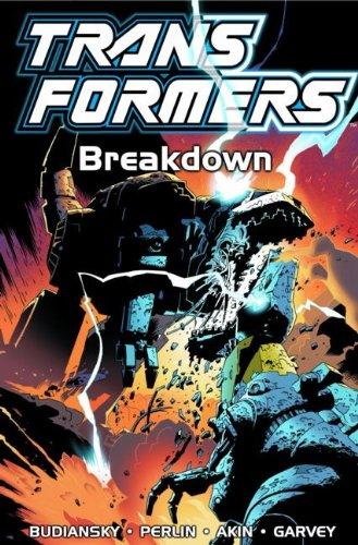 9781840238105: Transformers, Vol. 5: Breakdown