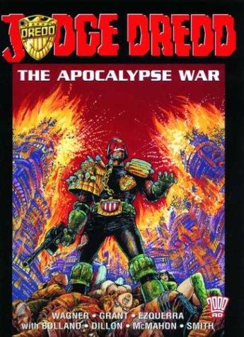 Judge Dredd: The Apocalypse War Featuring Block Mania: John Wagner