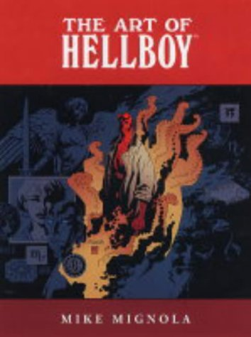 9781840238174: The Art of Hellboy