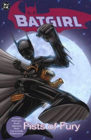 9781840238204: Batgirl : Fists of Fury