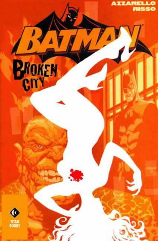 9781840238297: Batman: Broken City