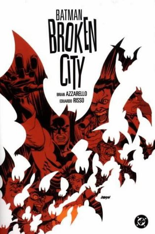 9781840238297: Batman: Broken City