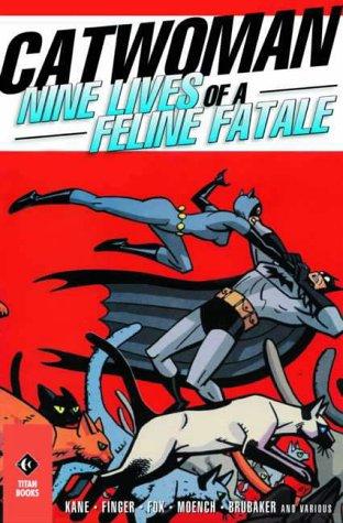 9781840238334: Catwoman: Nine Lives of a Feline Fatale