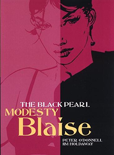 9781840238426: Modesty Blaise: The Black Pearl