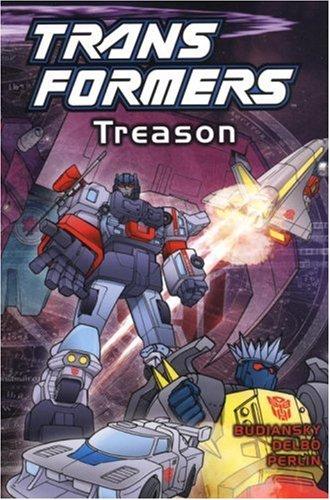 Transformers, Vol. 6: Treason