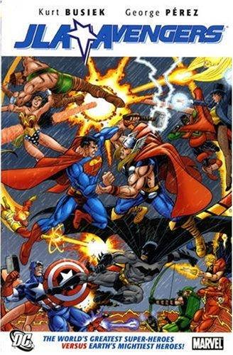 9781840238563: JLA/Avengers