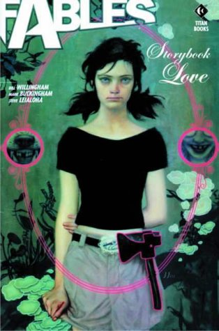 9781840238570: Fables: Storybook Love