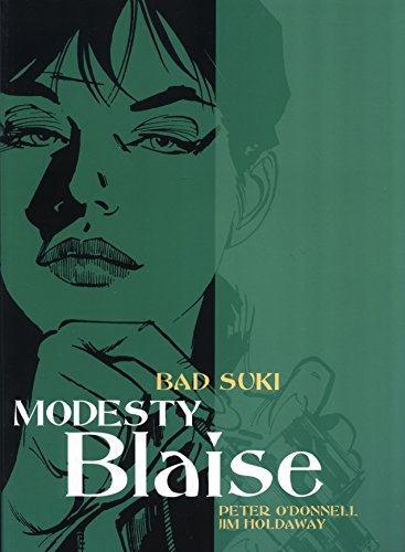 Modesty Blaise: Bad Suki (184023864X) by Peter O'Donnell