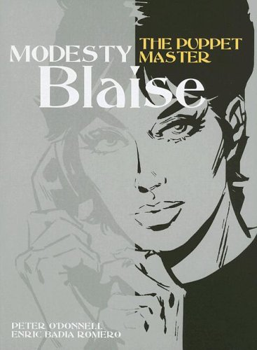Modesty Blaise: The Puppet Master: O'Donnell, Peter