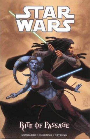 9781840238723: Star Wars: Rite of Passage