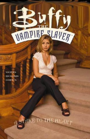 9781840238808: Buffy the Vampire Slayer: Stake to the Heart