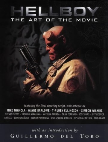 9781840238815: Hellboy: Art of the Movie