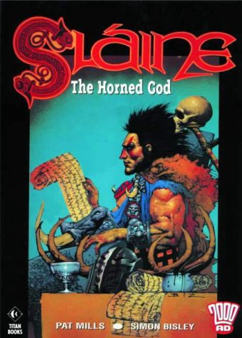 9781840238839: Slaine: The Horned God (2000 AD Presents)