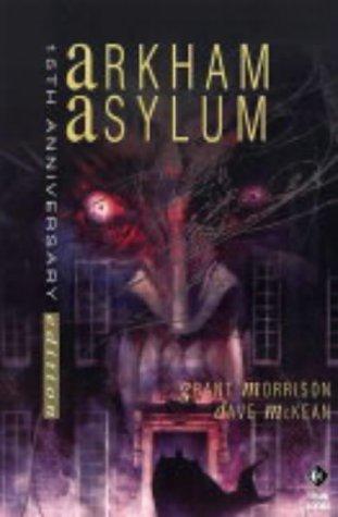9781840239096: Batman: Arkham Asylum